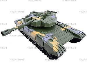 Большой инерционный танк, K776, детские игрушки
