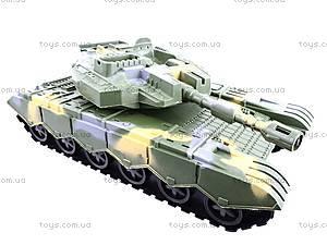 Большой инерционный танк, K776, магазин игрушек