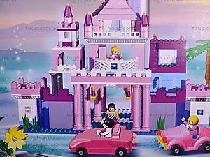 Большой конструктор «Красивая принцесса», CG3252, фото