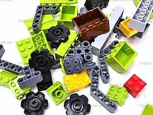 Большой конструктор «Ниндзя», 9761, детские игрушки