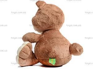 Большой медвежонок «Митя», , игрушки