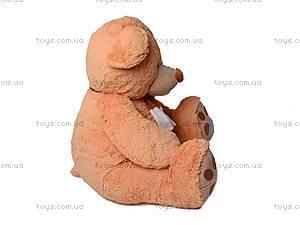 Большой медвежонок, светло-коричневый, JX6547-1, купить