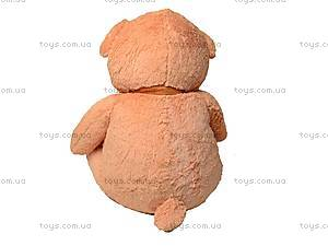 Большой медвежонок, светло-коричневый, JX6547-1, фото