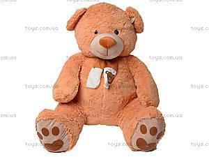 Большой медвежонок, светло-коричневый, JX6547-1