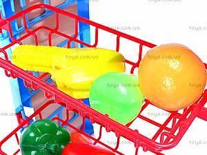 Большой набор для игры в супермаркет, 668A, магазин игрушек