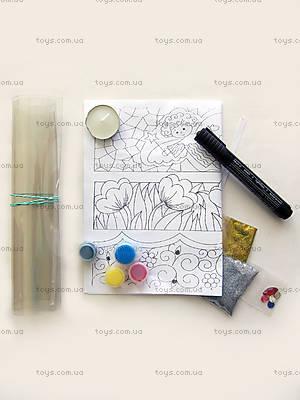 Большой набор для творчества «3D пазлы», 9001-6, фото