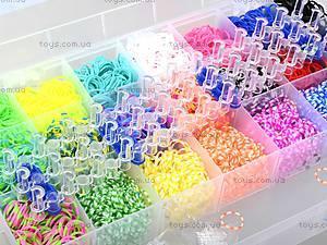 Большой набор резинок для плетения, 4200 штук, 2537-100, іграшки