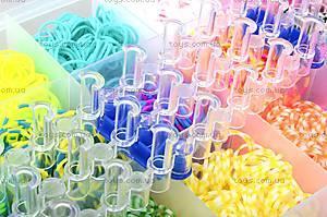 Большой набор резинок для плетения, 4200 штук, 2537-100, Украина