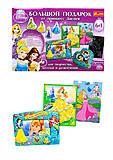 Большой подарок для девочек «Принцессы Диснея», 9001-04