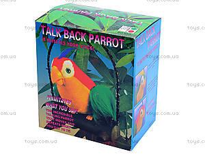 Большой попугай-повторюха, 1018, цена