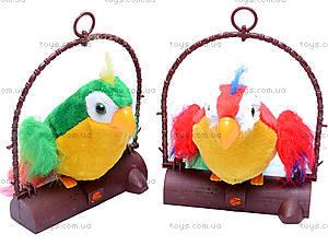 Большой попугай-повторюха, 1018
