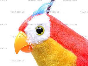 Большой попугай-повторюха, 1018, игрушки