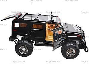 Большой радиоуправляемый Hummer, 8888A, отзывы