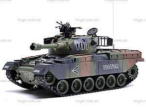 Большой радиоуправляемый танк, 9362-13/14, купить