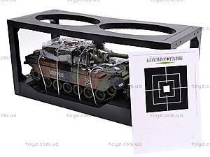 Большой радиоуправляемый танк, 9362-13/14, фото