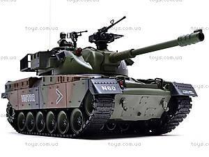 Большой радиоуправляемый танк, 9362-13/14, отзывы
