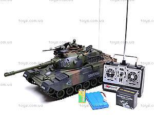 Большой радиоуправляемый танк, 9362-13/14