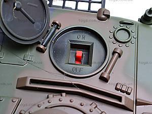 Большой радиоуправляемый танк, 9362-13/14, детские игрушки