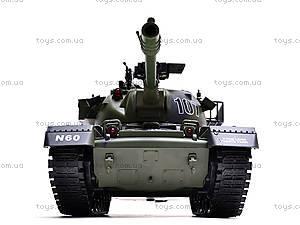 Большой радиоуправляемый танк, 9362-13/14, магазин игрушек