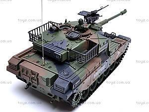 Большой радиоуправляемый танк, 9362-13/14, детский