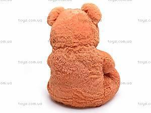 Большой сидячий медвежонок, 4179, игрушки