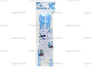 Большой снежколеп, голубой, , фото