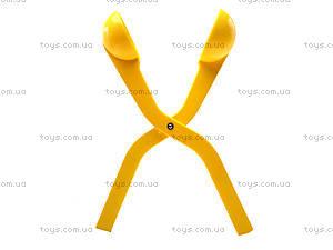 Большой снежколеп, желтый, , игрушки