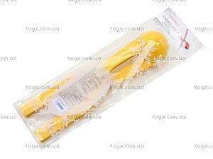 Большой снежколеп, желтый, , детские игрушки