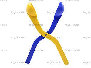 Большой снежколеп, сине-желтый, , фото