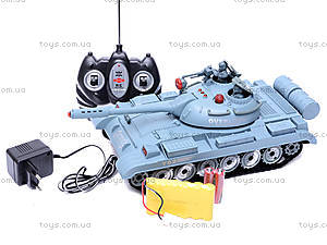 Большой танк, на радиоуправлении, 11268
