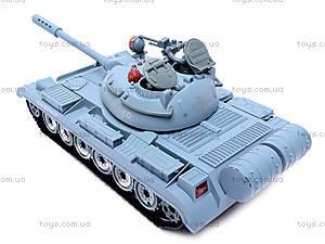 Большой танк, на радиоуправлении, 11268, отзывы