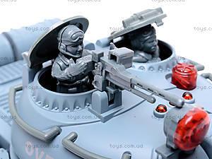 Большой танк, на радиоуправлении, 11268, игрушки