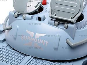Большой танк, на радиоуправлении, 11268, детские игрушки