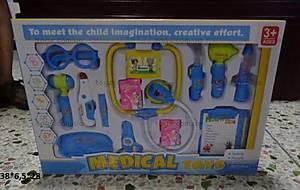 Большой игрушечный набор доктора, 66001A-8
