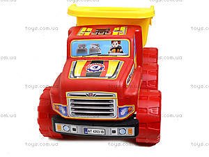 Большой игрушечный самосвал «Технок», 4203, цена