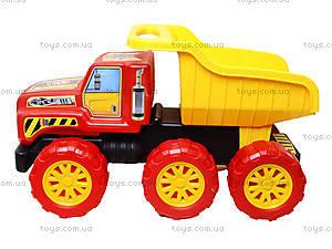 Большой игрушечный самосвал «Технок», 4203, магазин игрушек