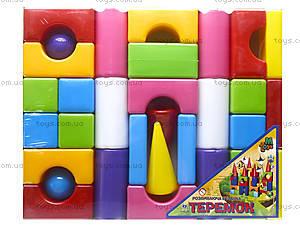 Большие кубики «Теремок», , купить