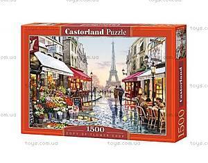 Пазл Castorland на 1500 деталей «Париж», С-151288
