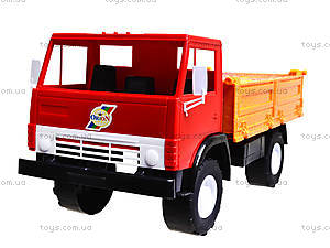 Детский грузовик «Бортовая машина», 10в.2, купить