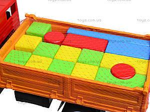Детский грузовик «Бортовая машина», 10в.2, цена