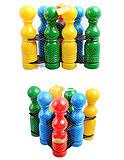 Развивающая игрушка Боулинг, Тигрес, 39110