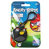 Брелок Angry Birds «Черная Птичка», 91949, купить