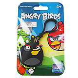 Брелок Angry Birds «Черная Птичка», 91949, фото