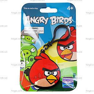 Брелок Angry Birds «Красная Птичка», 91947