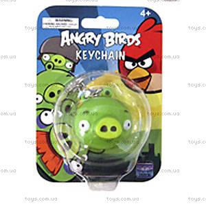 Брелок фигурный детский Angry Birds «Свинка», 92256