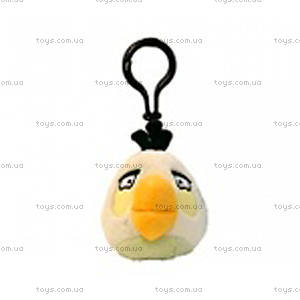 Брелок мягкий Angry Birds «Белая Птичка», 90892