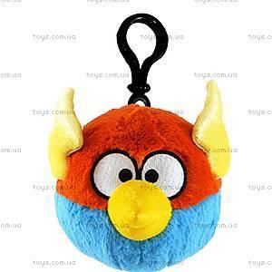 Брелок мягкий Angry Birds Space «Синяя Птичка», 92739