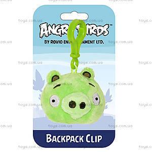 Брелок мягкий Angry Birds «Свинка», 90947