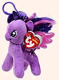Брелок-игрушка «Твайлайт Спаркл» из серии My Little Pony, 41104, купить