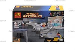 Конструктор серии Heroes Cathering, 79036ABC
